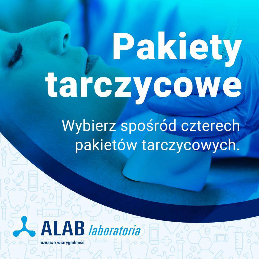 Badania laroratoryjne tarczycy